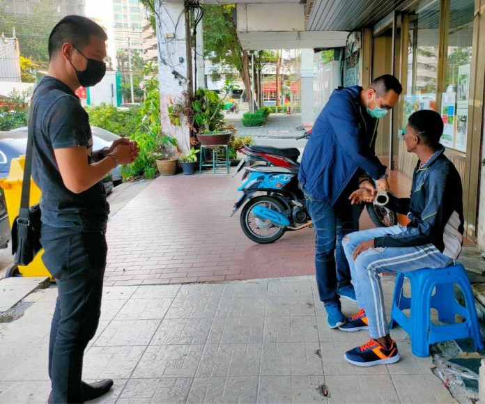 Nigerian man arrested in Thailand for overstaying his 60-day tourist visa by 7 years