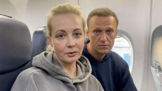 Putin critic, Alexei Navalny