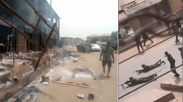 Eastern Security Network's clash with soldiers in Orlu, IPOB defends Eastern Security Network's clash with soldiers in Orlu, Premium News24