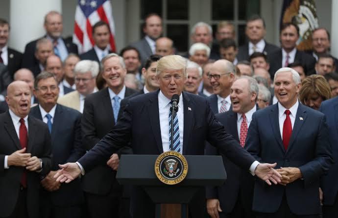 Trump impeachment trial is illegal, 'Trump impeachment trial is illegal ' – 95% of U.S. Senate Republicans vote that convicting an ex-president is unconstitutional, Premium News24