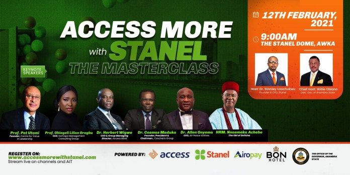 Access Bank and Stanel Group Push The Boundaries of Youth Empowerment with Access More with Stanel