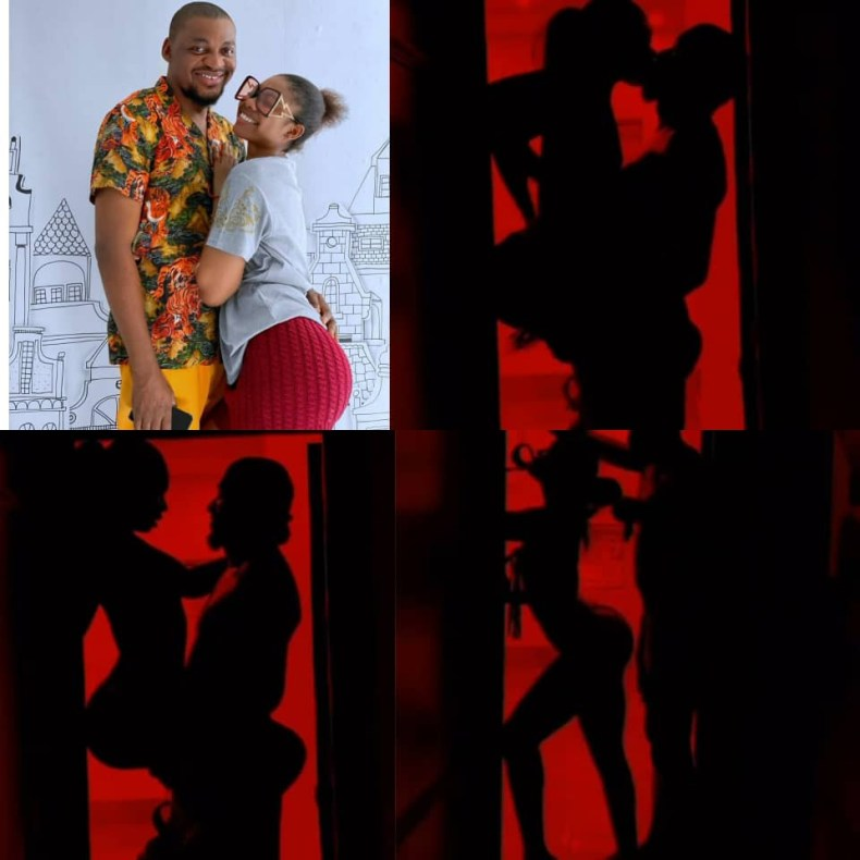 Dancer Jane Mena and her husband share their #SilhoutteChallenge video and it