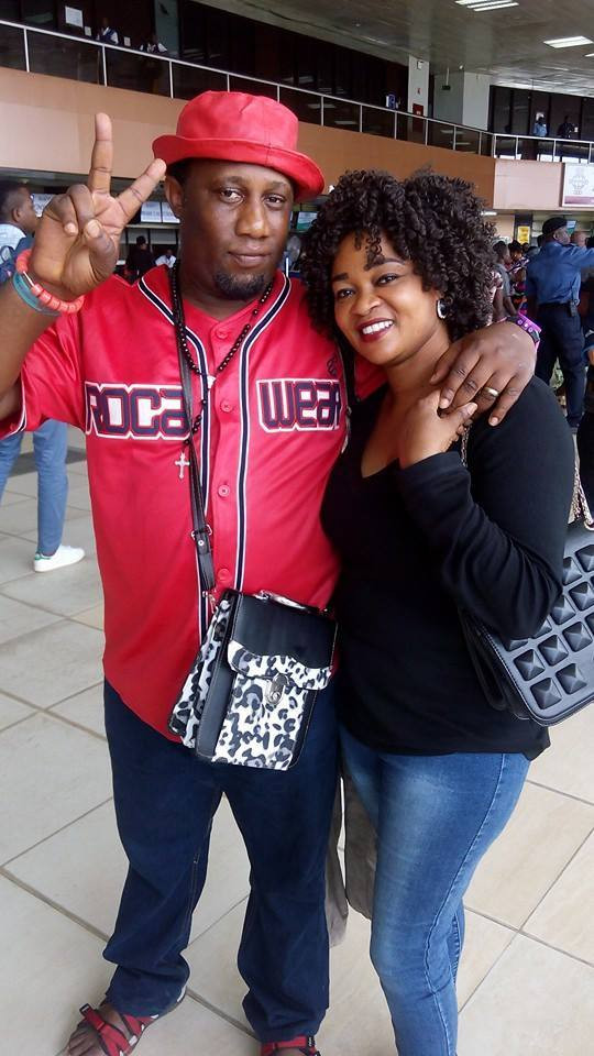 Actor Ernest Asuzu?s widow, Jennifer speaks up against those  writing ?rubbish? about her late husband online (video)