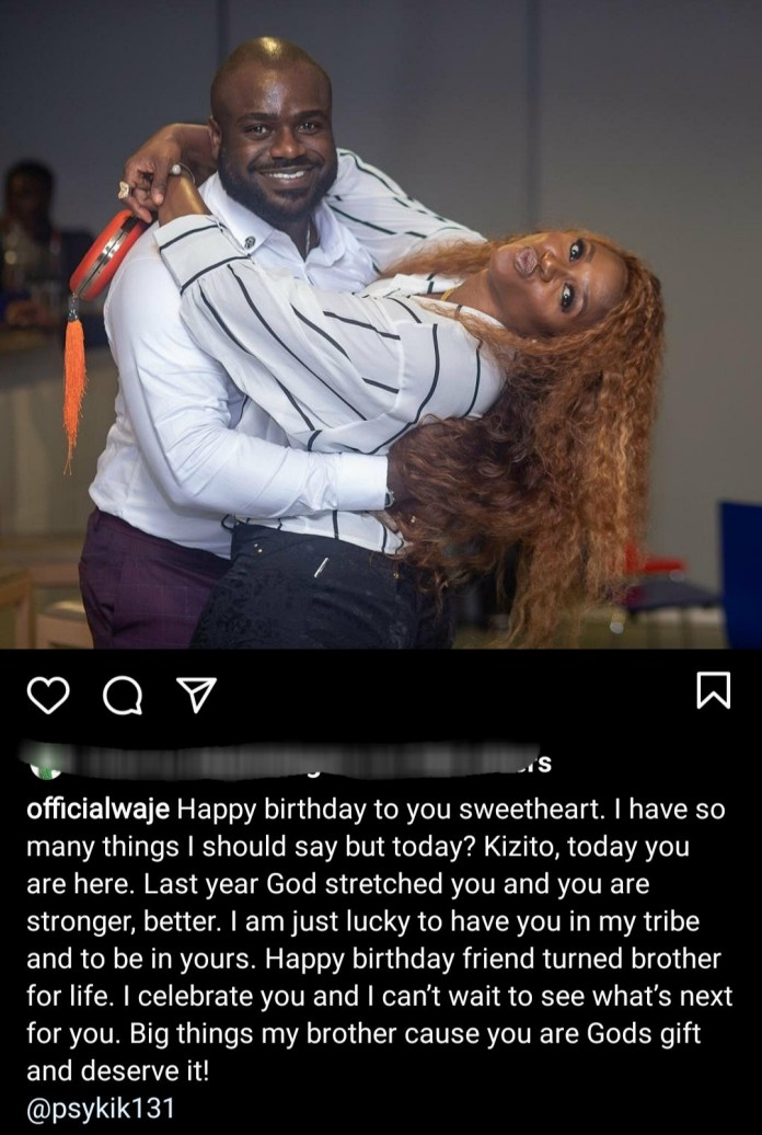 Waje loses patience with a follower who asked her to