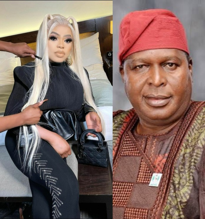 Train your children not to turn out like Bobrisky - NCAC Director, Runsewe advices parents