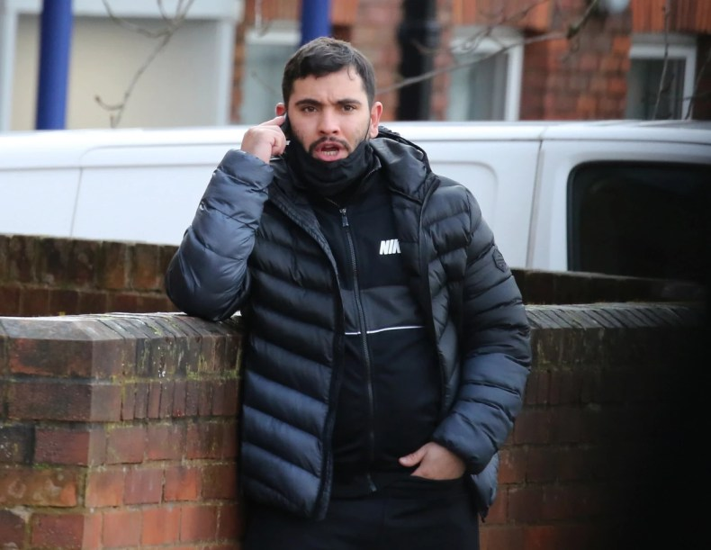 Evil boyfriend, 23, who killed three-month-old baby girl because she looked like her real dad is jailed for life