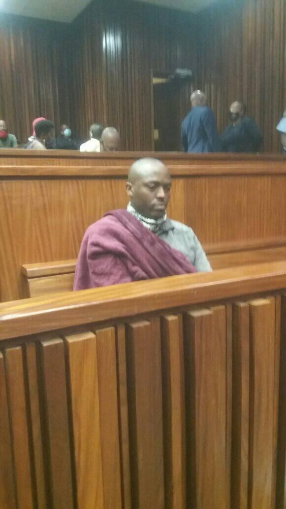 Self-confessed killer of pregnant South African woman says her married lover paid him to murder her as he didn