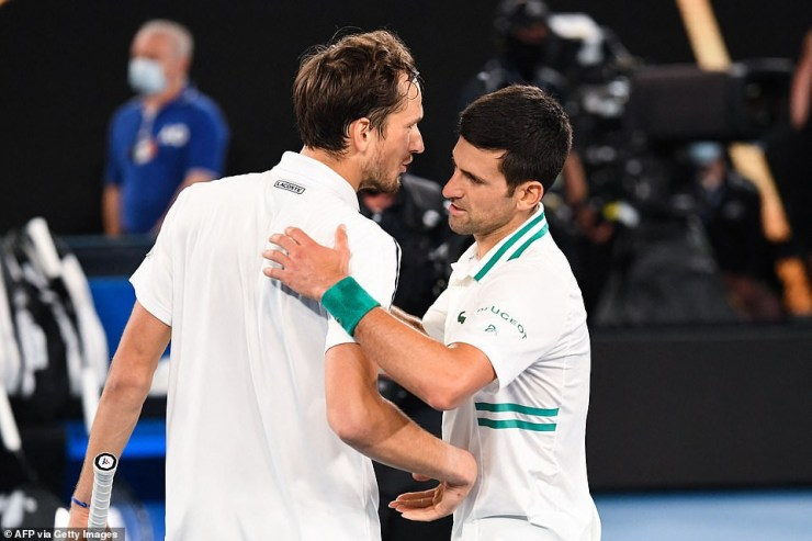 Novak Djokovic, Novak Djokovic wins third straight Australian Open title in dominating display over Daniil Medvedev, Premium News24
