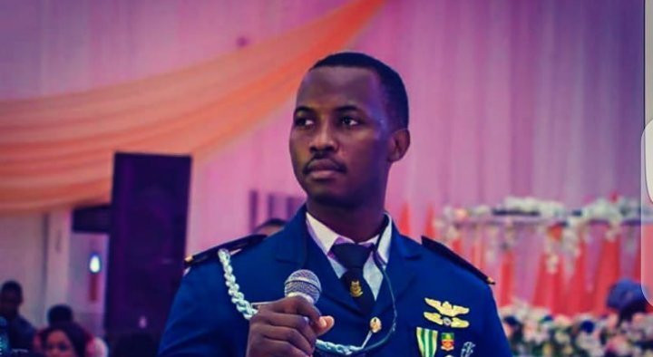Photo of the pilot who flew the ill-fated Nigerian Air Force aircraft that crashed in Abuja