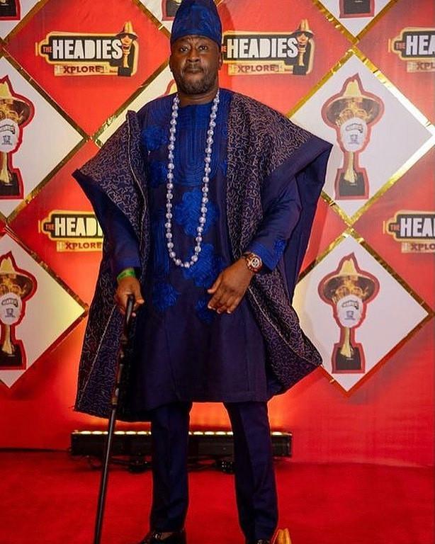Desmond Elliott, Laycon, Iyabo Ojo, Lilian Afegbai, others at 14th Headies award (photos)