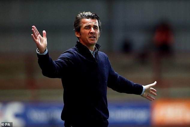 Joey Barton appointed new manager of Bristol Rovers just one month after leaving Fleetwood Town following bust-up with a striker?