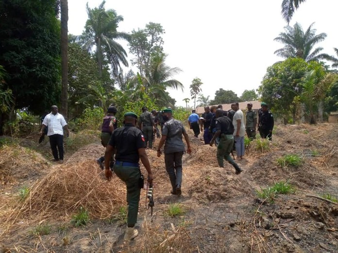 Anambra Police Commissioner visits scene of attack on police patrol teams