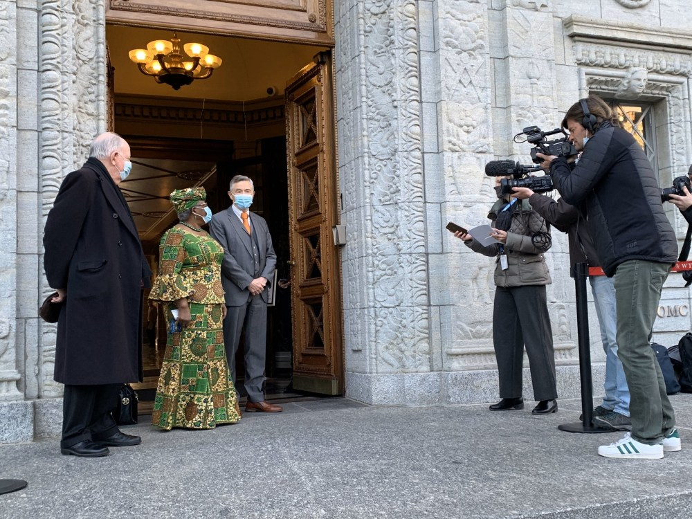 Ngozi Okonjo-Iweala assumes office as DG of the World Trade Organization (photos)