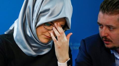 Slain journalist Jamal Khashoggi