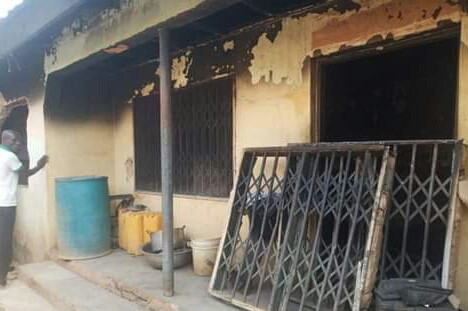 35-year-old woman and her four children die in Jos house fire
