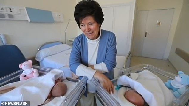 Woman who gave birth to twins at 64 loses custody of the kids after being ruled unfit to care for them?