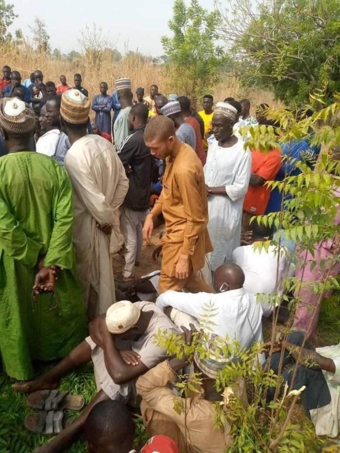 Nigerian man dies a day after his wedding