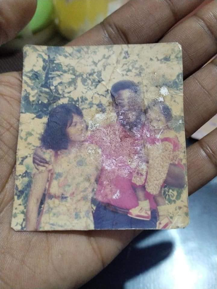 28-year-old Philippine woman learns that her Nigerian father is dead after searching for him on Twitter