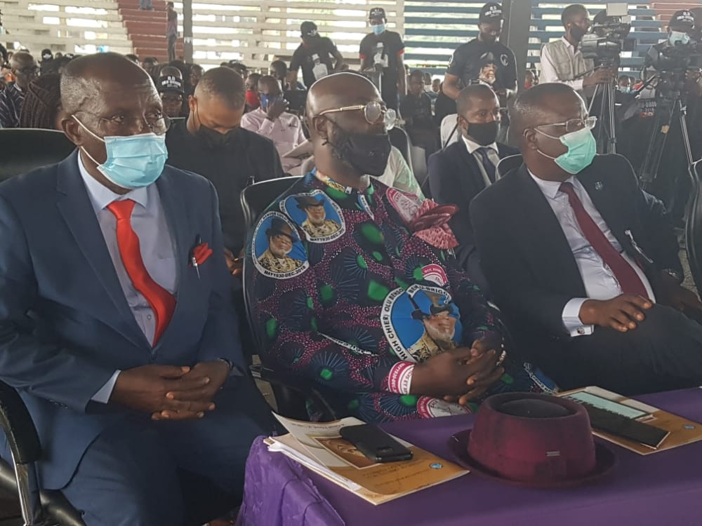 Tributes Galore As UNIPORT Honours O.B Lulu-Briggs