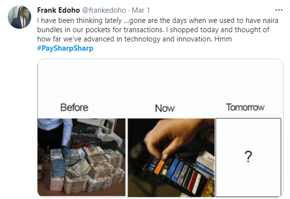 Nigerians Are Excited About A New Payment System