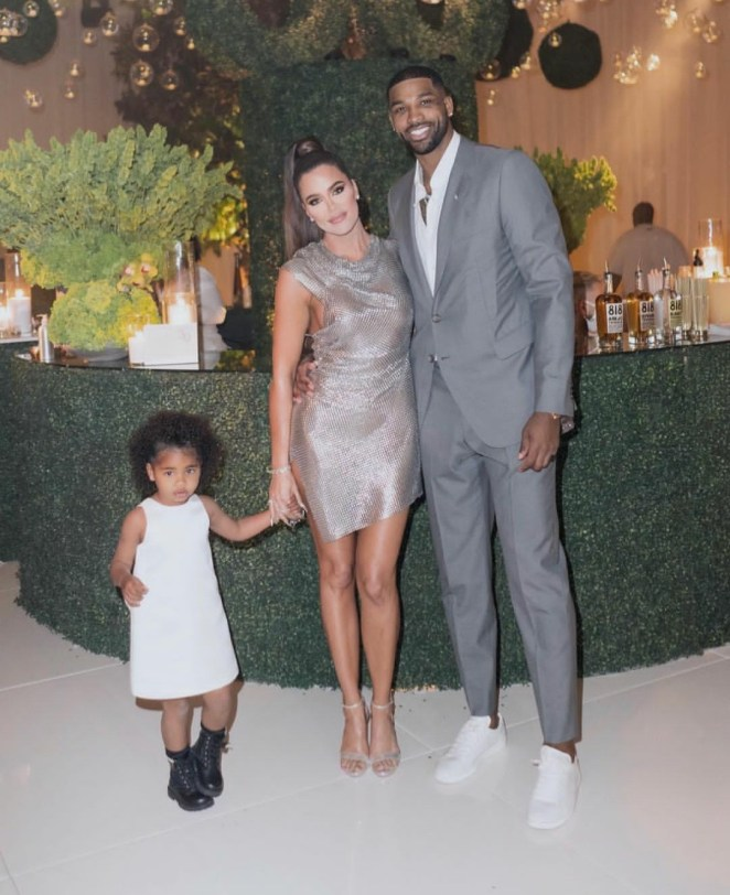 Khloe Kardashian pens beautiful birthday message to her rumoured fiancee and baby daddy, Tristan Thompson