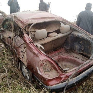 Three killed as car plunges into river in Bauchi