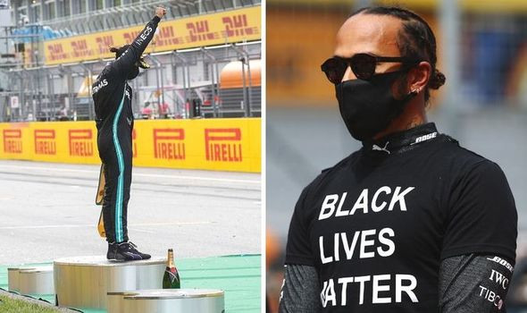"Former Formula 1 boss, Bernie Ecclestone claims Lewis Hamilton is ""being used by Black Lives Matter movement"" for money"
