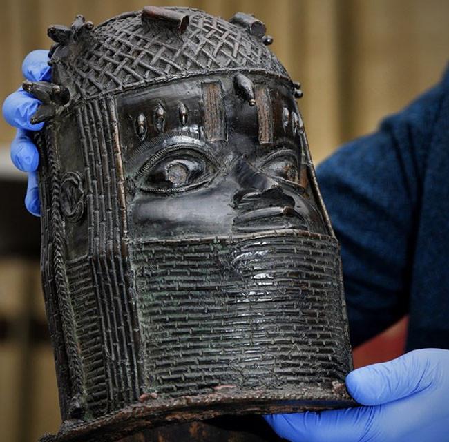 Une université britannique va restituer le bronze béninois volé au Nigéria