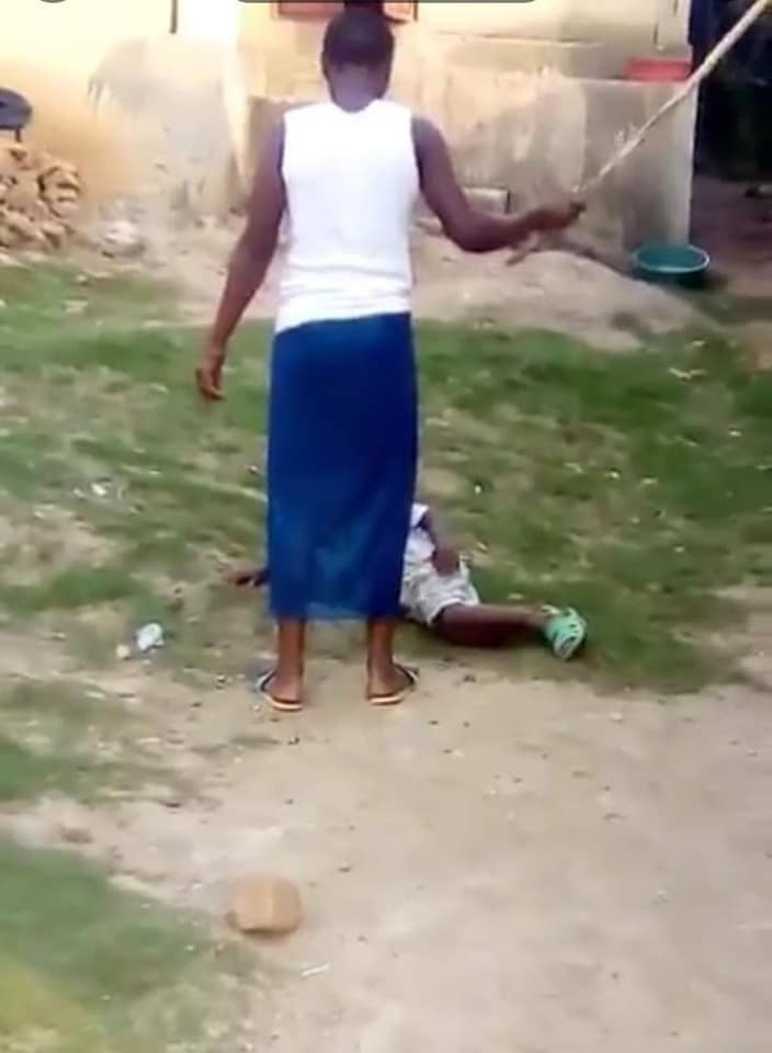 Woman sentenced to 2 years imprisonment after she was filmed brutalizing her 5-year-old son and stomping on his head