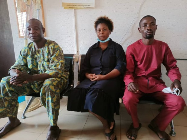 Farm workers kidnapped in Kwara state regain their freedom (photo)