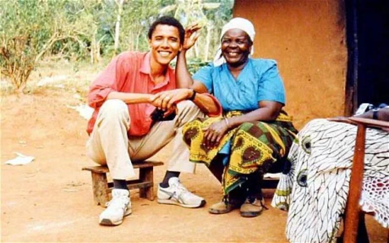 Barrack Obama?s grandmother, Mama Sarah Obama, dies aged 99