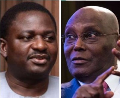 You are part of the rot this country became – Femi Adesina tells Atiku Abubakar