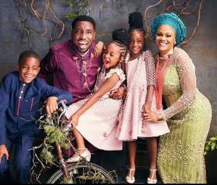 Be thanking me everyday for being a great guy- Timi Dakolo tells his wife as they celebrate their 9th wedding anniversary