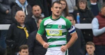 Yeovil Town captain, Lee Collins dies at 32