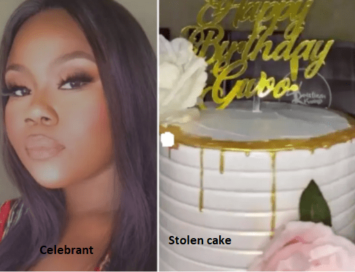 Woman calls out friend who allegedly stole her birthday cake and wine then denied it until CCTV footage
