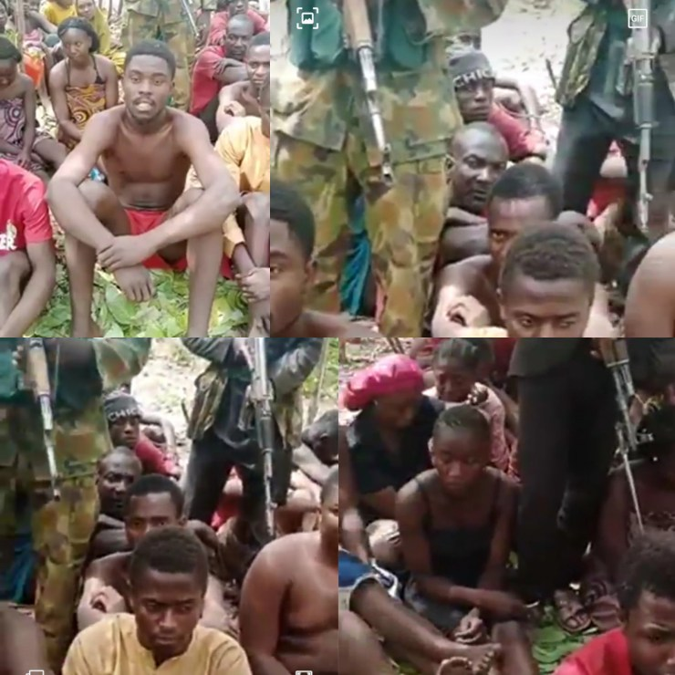 Five of the kidnapped students of Federal College of Forestry Mechanization in Kaduna regain their freedom