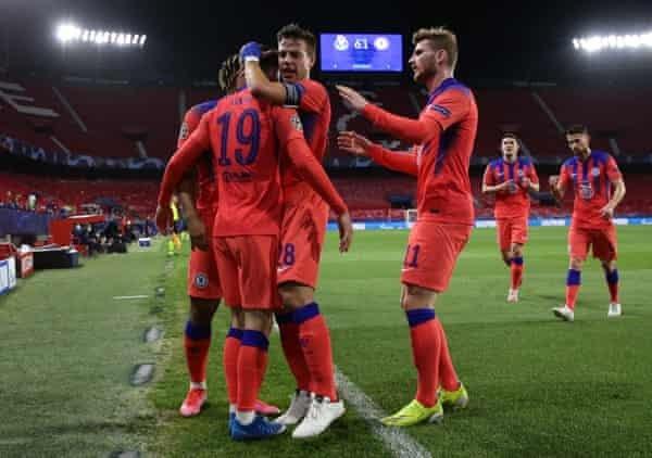 UEFA Champion League: Porto 0-2 Chelsea : Mason Mount and Chilwell give London club hard fought victory
