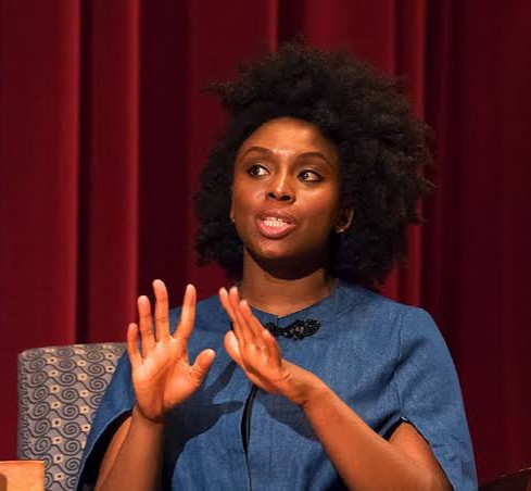 Chimamanda Ngozi Adichieite trends on Twitter as old video of her saying