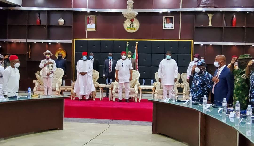 South-East governors establish New security outfit, Ebube Agu, to tackle insecurity in the region