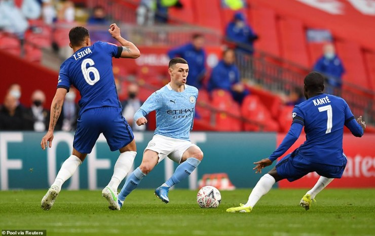 Match Report: Chelsea 1-0 Man City (Blues advance to FA Cup finals in well deserved win)