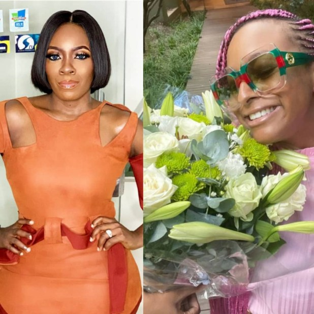 Give DJ Cuppy all her flowers - Media personality, Shade Ladipo praises the billionaire daughter for her