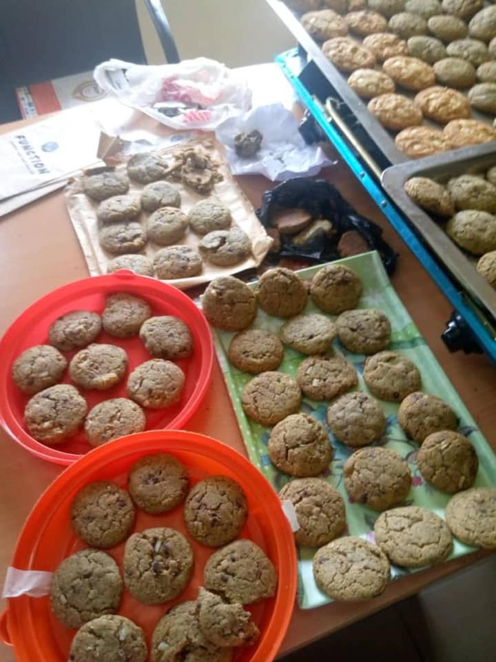 NDLEA arrest undergraduate and her boyfriend who produce and sell drugged cookies to school children in Abuja