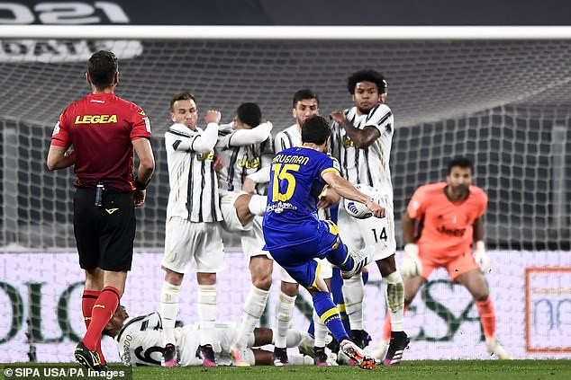 Cristiano Ronaldo faces axing from Juventus