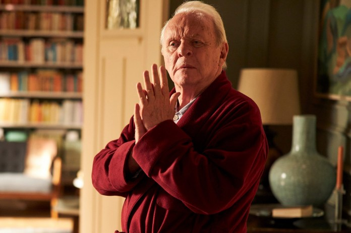Anthony Hopkins, 83, becomes oldest star to win Best Actor Award at 2021 Oscars