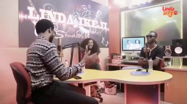 """LITV NaijaTalk: """"Many girls have left their relationship because of me"""" - Ric Hassani speaks (video)"""