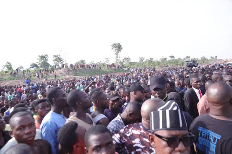 Protest in Benue over brutal killing of ten IDPs by suspected Fulani herdsmen