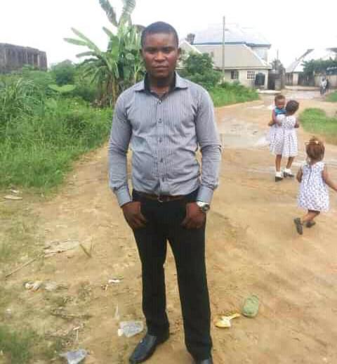 Missing Person: Help find Stephen Ubadi Ikeji