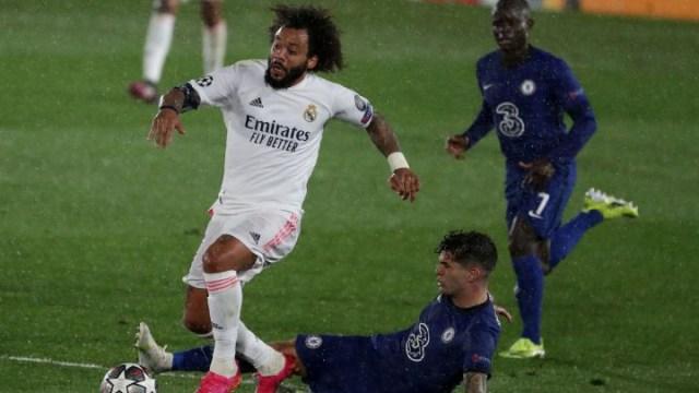 Match Report:  Real Madrid 1- Chelsea 1 (UEFA Champions League)