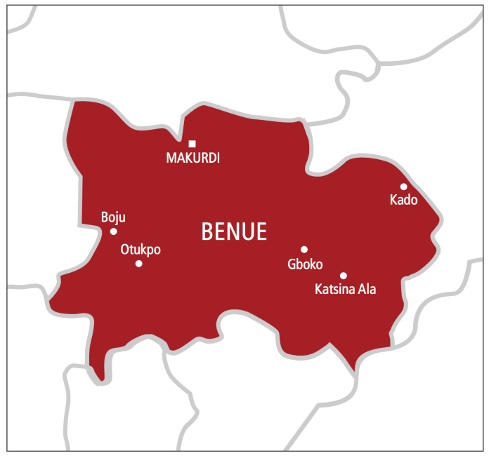 3 armed bandits killed in gun battle with police in Benue