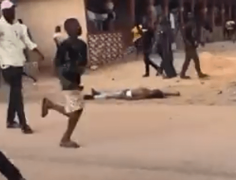Suspected cultists kill Delta Poly graduate few days after he welcomed a child